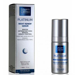 Martiderm Platinum Night Renew Serun