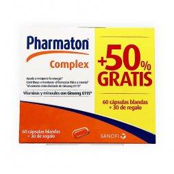 Pharmaton Complex Pack 60 Cap