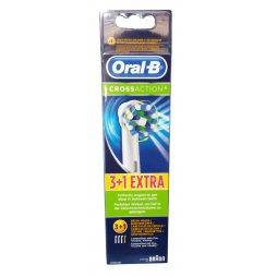 Oral-B Recambio CrossAction 3+1 Extra