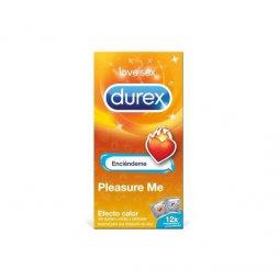 Durex Pleasure Me Efecto Calor 12ud