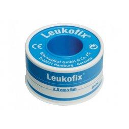 Leukofix Transparente 2.5cm x 5 M