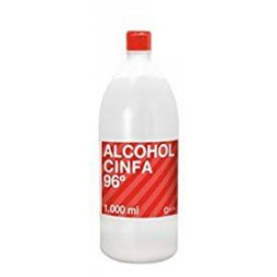 Alcohol 96º 1000ml