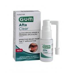 Gum Afta Clear Spray 15ml