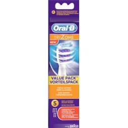 Oral B Recambios Trizone 5uds (Eb30-5)