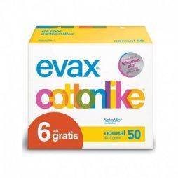Evax Salvaslip Normal 44+6  50ud