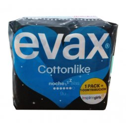 Evax Cottonlike Alas Normal Plus 14ud