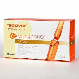 Repavar Metaglicano Antiage 30 Ampollas