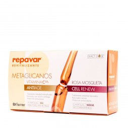 Repavar Pack Meta-Vitamina C+Rosa Mosqueta Cell Renew