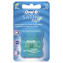 Oral B Seda Satin Floss 25Mts