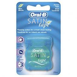 Oral B Seda Satin Floss 25Mts