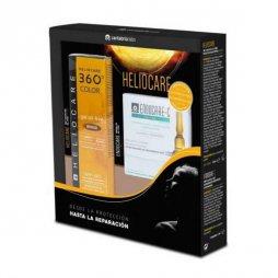 Heliocare  360ºGel Oil-Free Bronze+Endocare-C