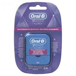 Oral B Seda 3D White 35 Mts