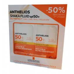 Anthelios Duplo Shaka Fluid SPF50+ 2x50ml