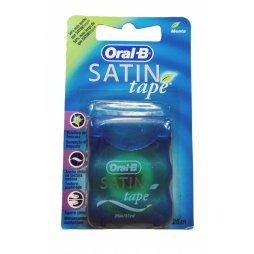 Oral B Seda Satin Menta 25m