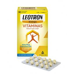 Leotron Vitaminas sin Ginseng 30comp