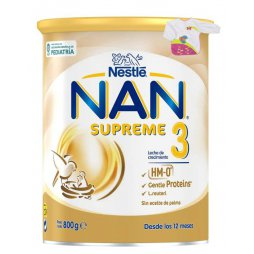 Nestle Nan 3 Supreme 800gr + Bolsa Merienda