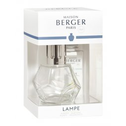 Berger Lámpara Geometry Transparente
