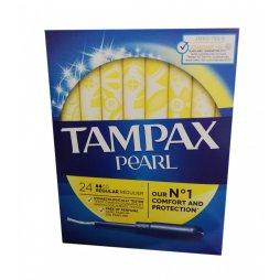Tampax Pearl Regular 24ud