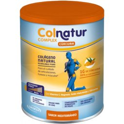 Colnatur Complex Cúrcuma 250gr