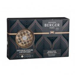 Berger Difusor Coche Aroma Soleil Divine
