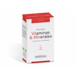 Vitaminas & Minerales 30 Cápsulas