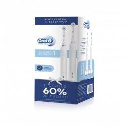 Oral B Cep Eléctrico Pro 1 2ªud 60% Dto