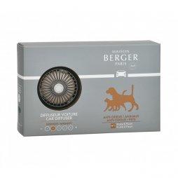 Berger Difusor Coche Olor Antimascotas