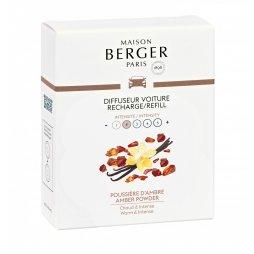Berger Recambio de Coche Poussier Ambre 2ud