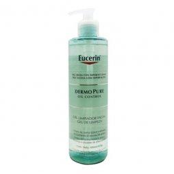 Eucerin Dermo Pure Oil Gel 400ml