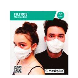 Filtro Mascarilla 50ud