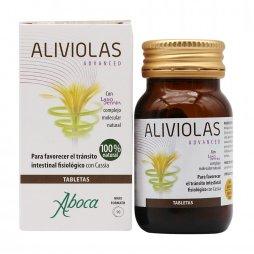 Aboca Aliviolas Advanced 90 Cpsulas
