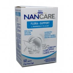 Nestle Nancare Flora Support 14x1.5gr