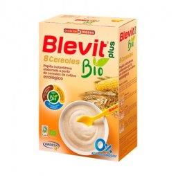 Blevit Plus 8 Cereales Bio 250gr