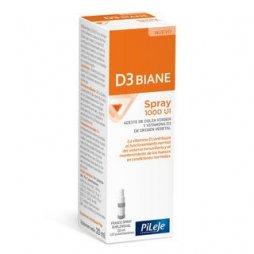 Pileje D3 Biane Spray 1000UI 20ml