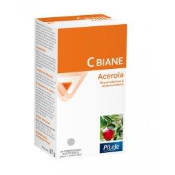 Pileje Cbiane Acerola 60 Comprimidos Masticables