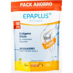 Epaplus Arthicare Pack Ahorro Colágeno Limón