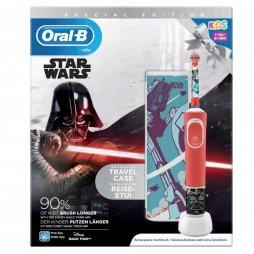 Oral B Cepillo Eléctrico Star Wars + Regalo Estuche
