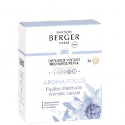 Berger Recambio de Coche Aroma Focus 2ud