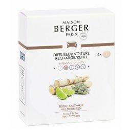 Berger Recambio de Coche Aroma Terre 2ud