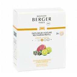 Berger Recambio de Coche Aroma Envolee 2 ud
