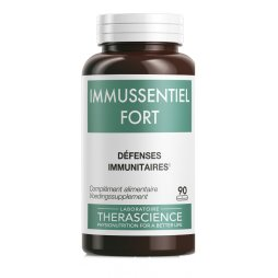 Immussentiel Fort 90 Comprimidos