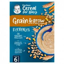 Gerber 8 Cereales 250gr