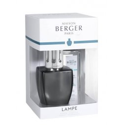 Berger Lámpara June Gris Satine