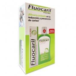 Fluocaril Pasta 125ml + Colutorio 500ml
