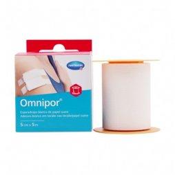 Omnipor Esparadrapo 5cm x 5m
