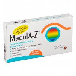 Horus MaculA-Z 30 Cápsulas
