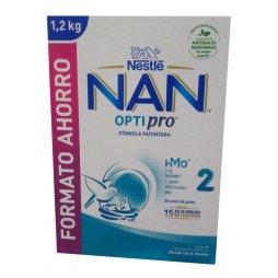 Nestle Nan 2 Optipro Formato 1.2Kg