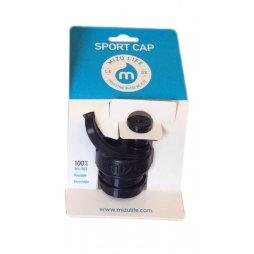 Mizu Sport Cap Black