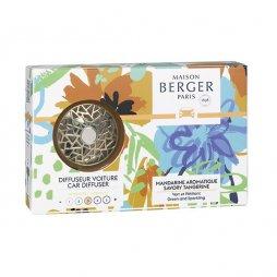 Berger Difusor Coche Aroma Mandarine