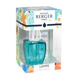 Berger Lámpara June Turquoise